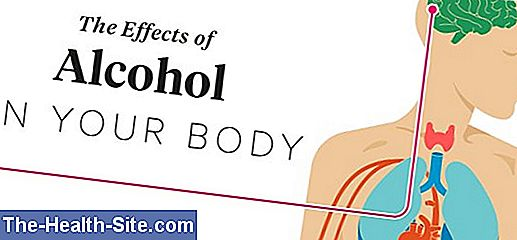 Alcohol - the effects