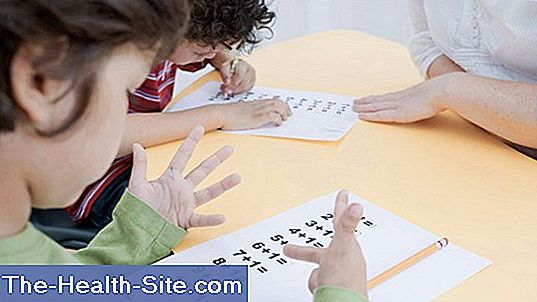 Dyscalculia exercises