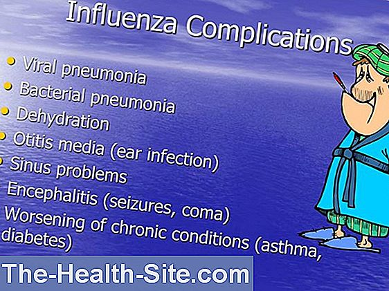Gastrointestinal influenza - symptoms and complications