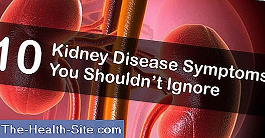 Kidney failure - symptoms