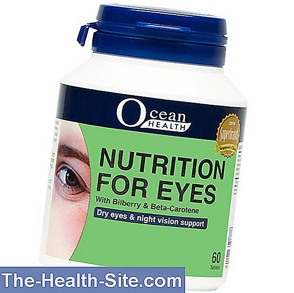 Nutrition for the eyes
