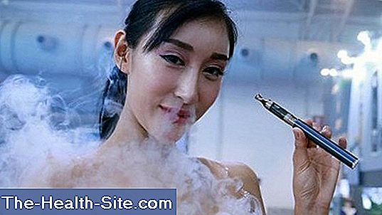 Popcorn lung through e-cigarettes?