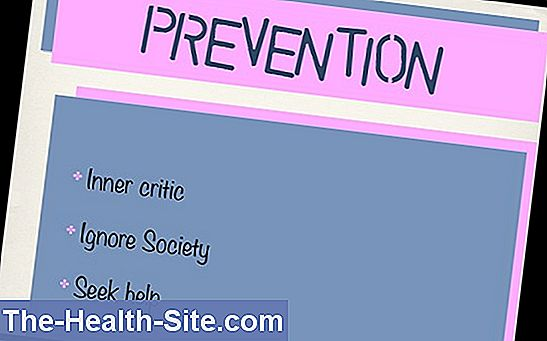 Eating disorders - prevention