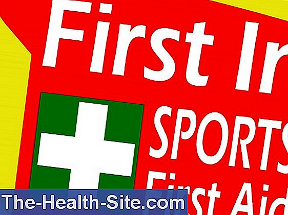 Sports - first aid