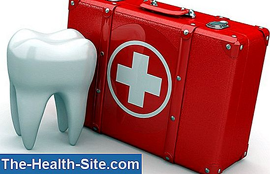 Tooth loss - first aid in children