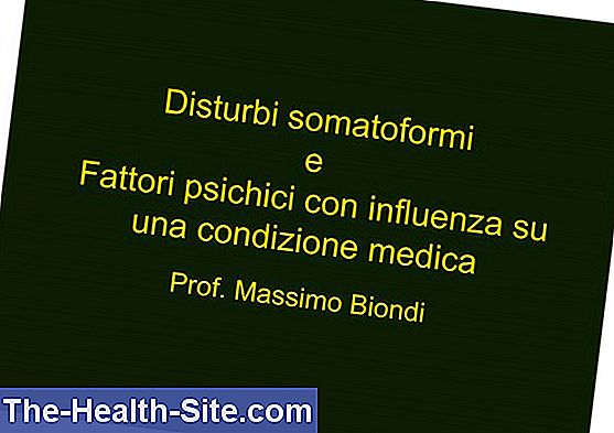 Disturbo somatoforme