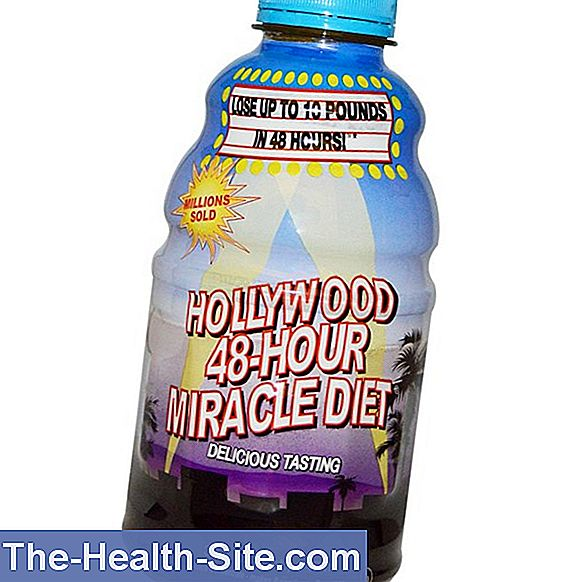 Diet hollywood