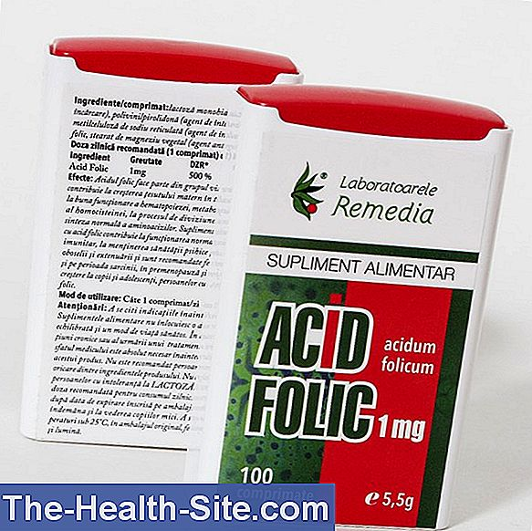 Deficit de acid folic