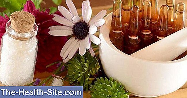 Homeopathie - potenties