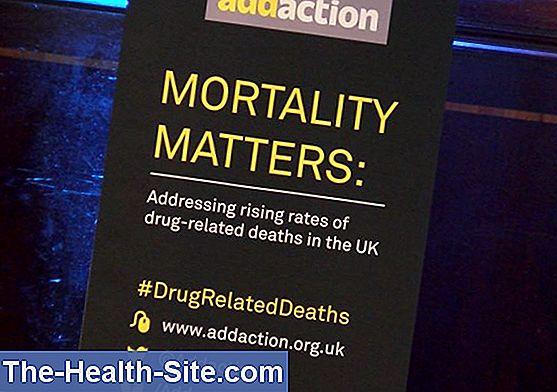 More deaths from drugs than from road traffic