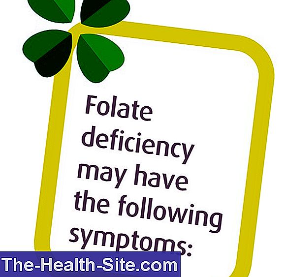 Folic acid deficiency