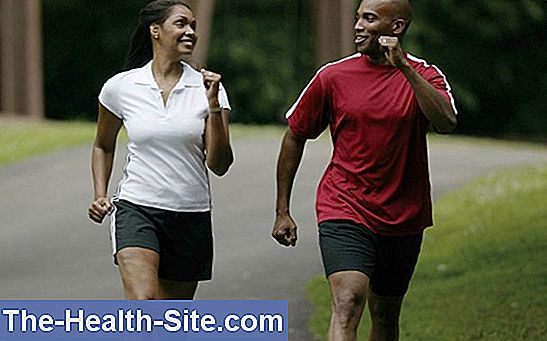 Study: exercise can almost halve cancer risk