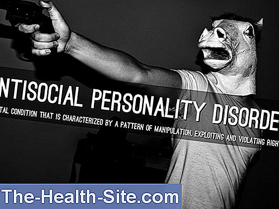 Dissocial personality disorder
