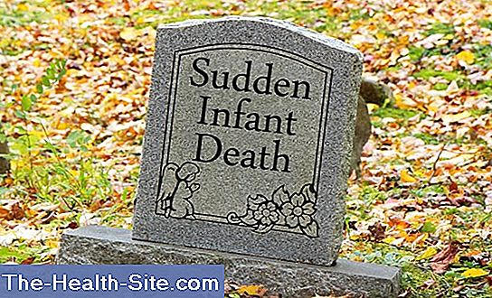 Sudden infant death